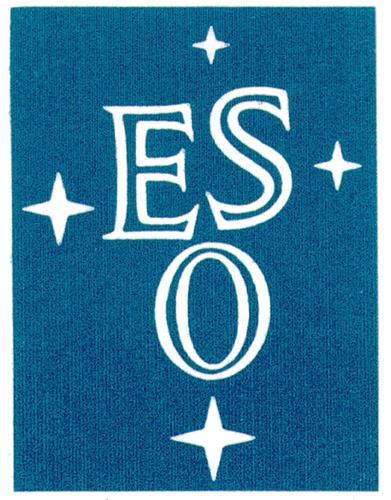 EUROPEAN ORGANIZATION FOR ASTR