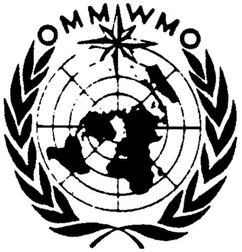 THE WORLD METEOROLOGICAL ORGAN