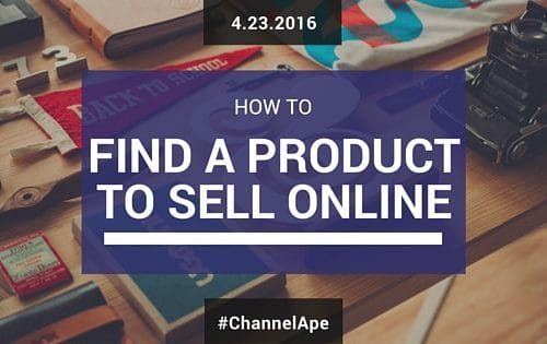 How to Find a Product to Sell on Amazon or Shopify