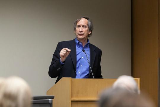 Dr. Aaron David Miller