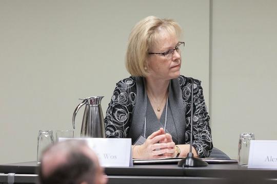 Ambassador Aldona Wos, M.D.
