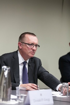 Ambassador Jeffrey Feltman