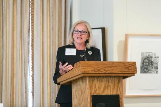 Ambassador Laurie Fulton