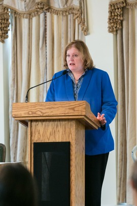 Assistant Secretary Anne Richard