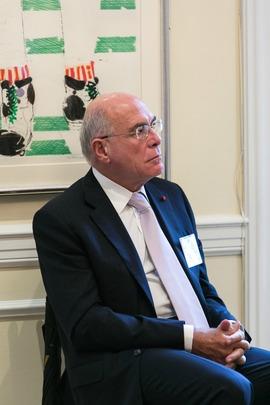 Ambassador Yousif Ghafari