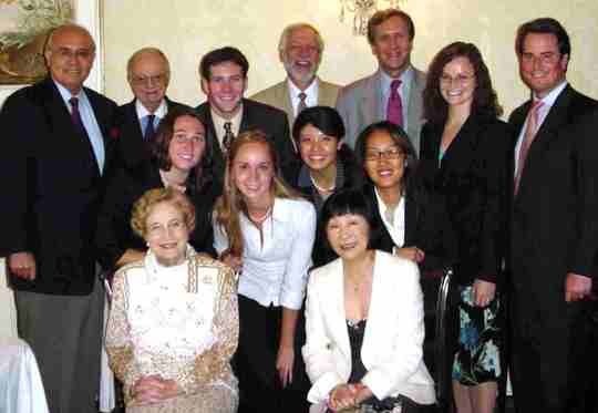 Class of 2007 Fellows and Mentors