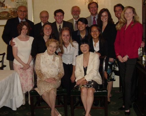 Class of 2007 Fellows, Mentors and CAA Staff