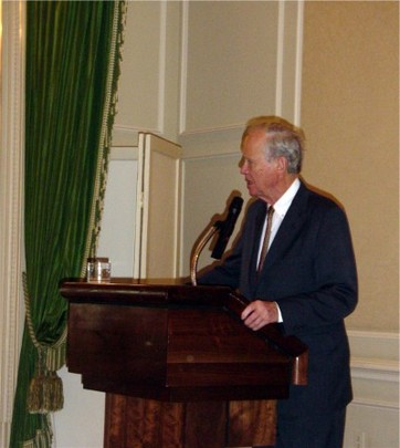 Spring 2005: Ambassador Bruce S. Gelb