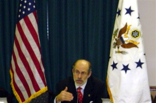 Spring 2005: Center for Security Policy President and CEO Frank Gaffney, Jr.