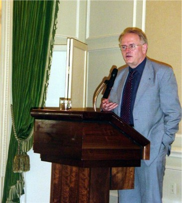 Spring 2005: Dr. Paul A. Goble