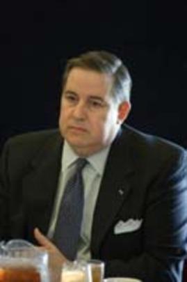 Spring 2006: H.E. Eduardo J. Sevilla Somoza, Ambassador of Nicaragua to the United Nations