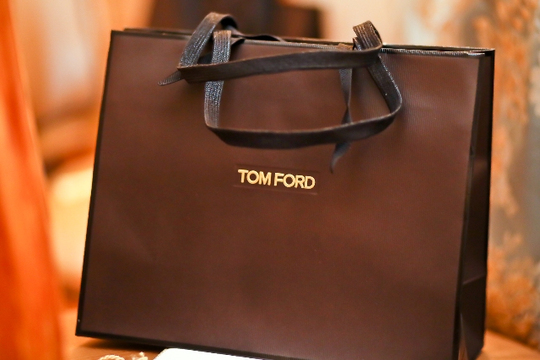 30th Anniversary Gala: Tom Ford Fragrances Courtesy of Tom Ford and Domencio DeSole. Photo credit Tony Powell