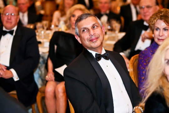 30th Anniversary Gala: The Ambassador of Singapore H.E. Ashok Mirpuri. Photo credit Tony Powell