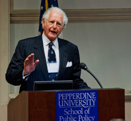 Ambassador Glen A. Holden