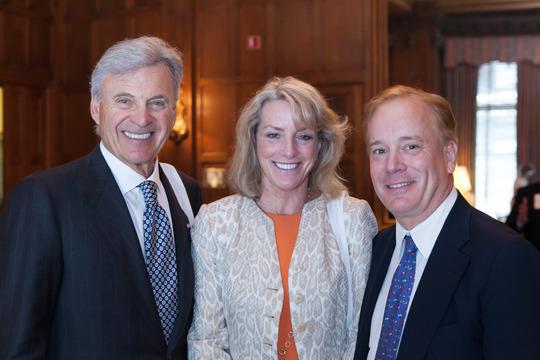 Ambassador Stuart Bernstein, Ambassador Elizabeth Bagley, Ambassdor Thomas Siebert
