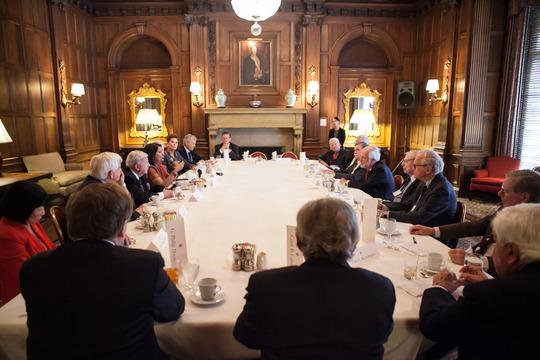Ambassadors Roundtable