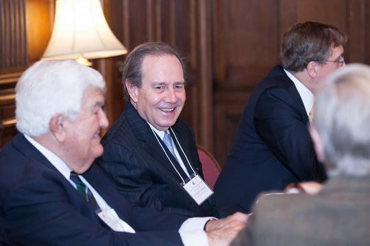 Ambassadors Korologos and Cabrera