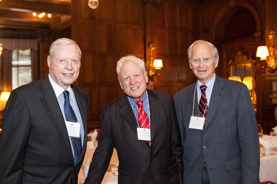 Ambassadors Gildenhorn, Moses and Gelb
