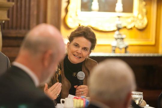 Ambassador Dougan