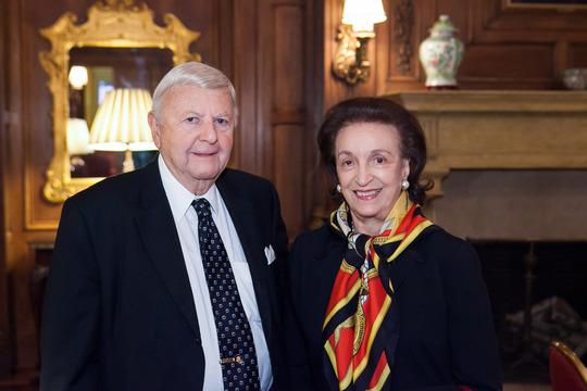 Ambassadors Robinson and Roosevelt