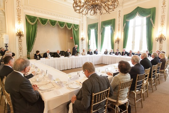 Ambassadors Roundtable with the Russian Ambassador
