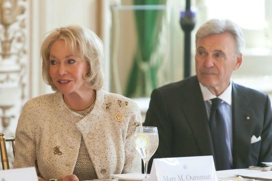 Ambassadors Ourisman and Bernstein
