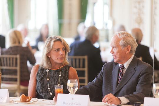 Ambassadors Bagley and Gelb