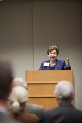 Dr. Angela Stent