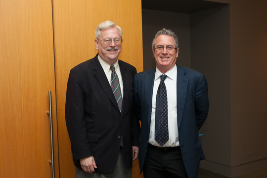 Ambassador Rosapepe and Dr. Kuchins