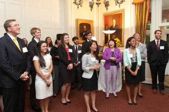 Fellows, Mentors and Ambassadors