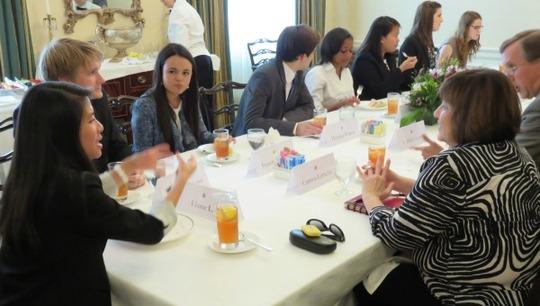 2014 CAA Fellows Mid-Term Meeting