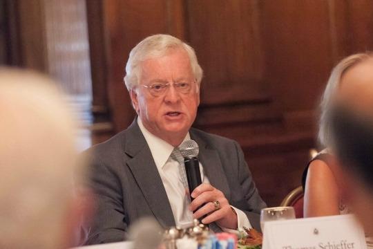 Ambassador Schieffer