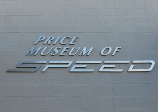 The CAA delegation toured Ambassador John Price's Museum of Speed