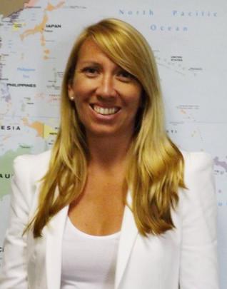 2015-2016 Davis Public Diplomacy Fellow Monica Sledjeski