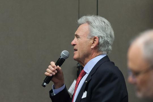 Ambassador Stuart Bernstein