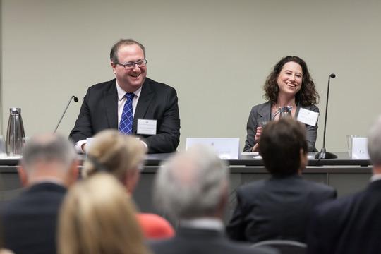 Dr. Fred Kagan and Dr. Kim Kagan