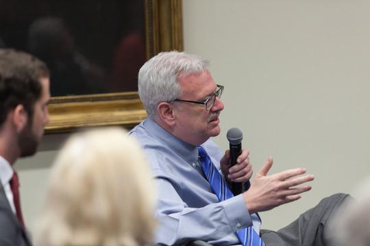 Ambassador Jim Rosapepe