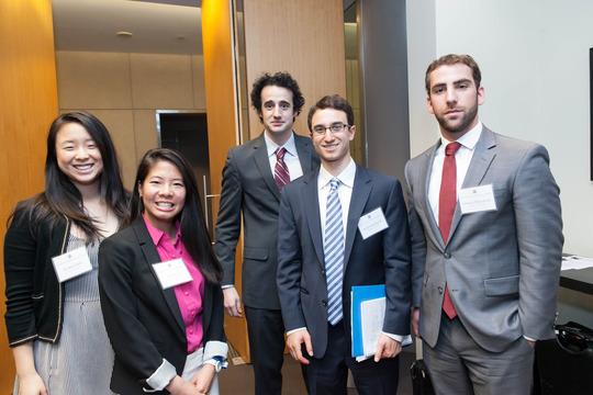 CAA Fellowship Alumni
