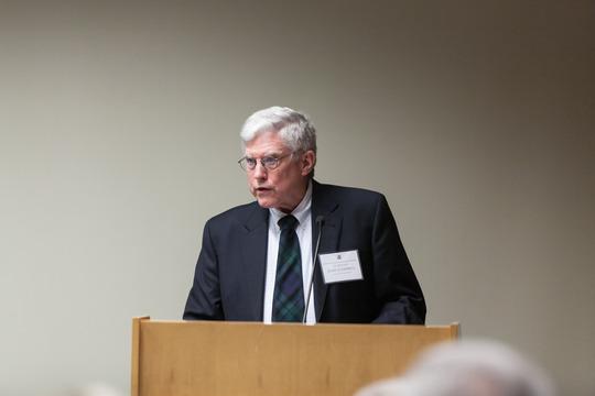 Ambassador John Campbell
