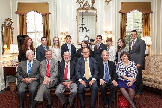 2015 International Affairs Fellows and Mentors