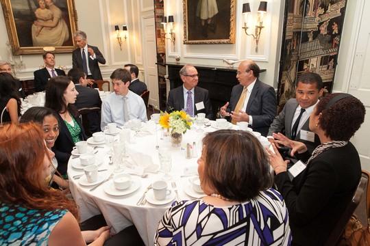 2015 International Affairs Welcome Dinner