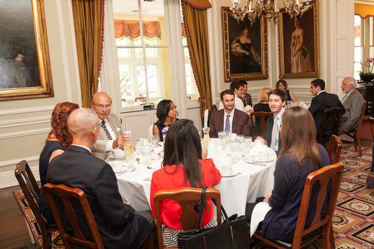 2015 CAA International Affairs Fellows Graduation Luncheon