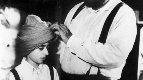 Still from Turbans