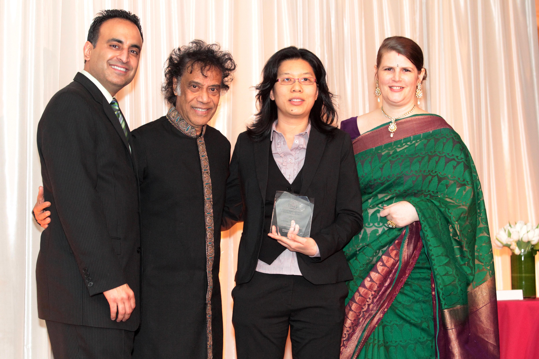 CDDC Chhandam Arts Seva Award group photo