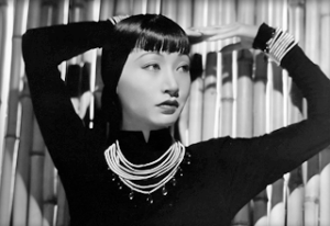 Doan Ly as Anna May Wong