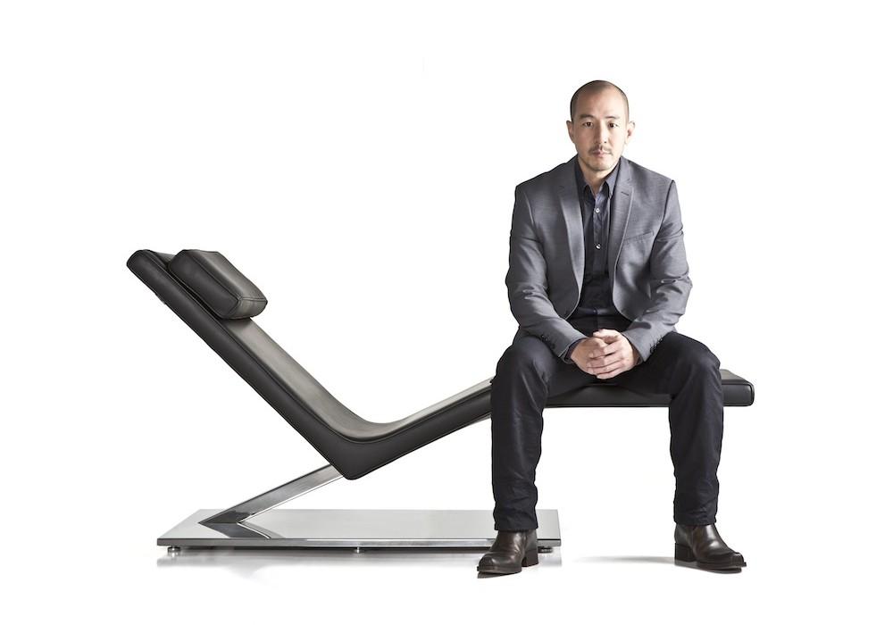 Nolen Niu Judges Furniture Design Reality Show