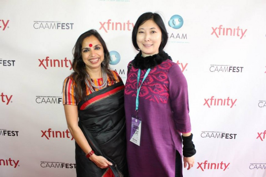Shonali Bose and Anne Misawa
