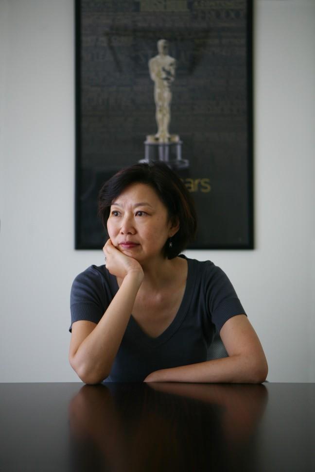 Director Ruby Yang.