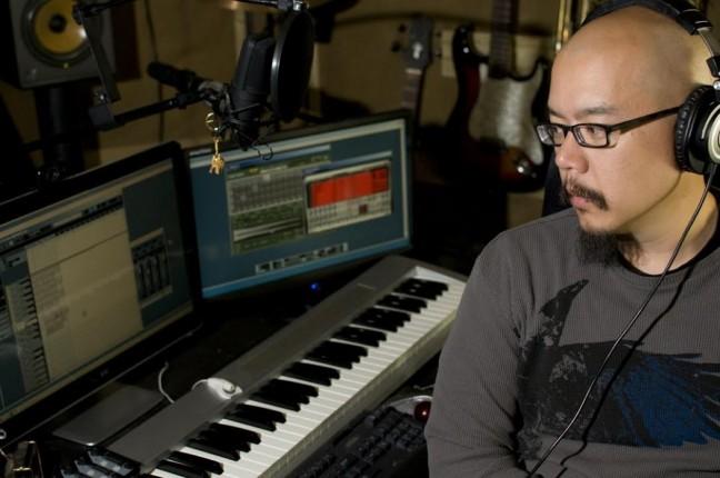 Scott Jung. Photo credit Eric Lai.