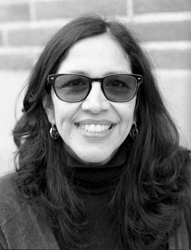 Virginia Espino. Credit Chris Velasco